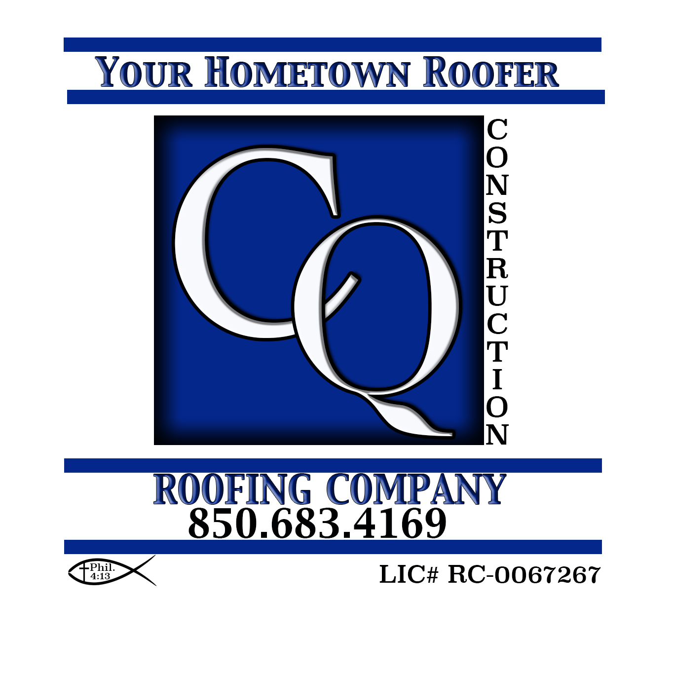 Deals From C Q Construction And Roofing Inc