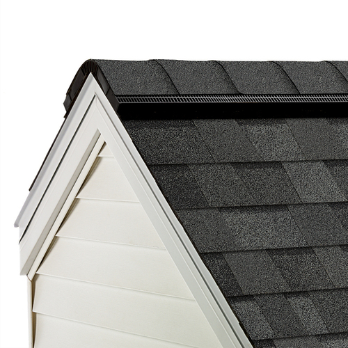 Owens Corning ProEdge 41.95-lin ft Estate Gray Hip and Ridge Roof Shingles