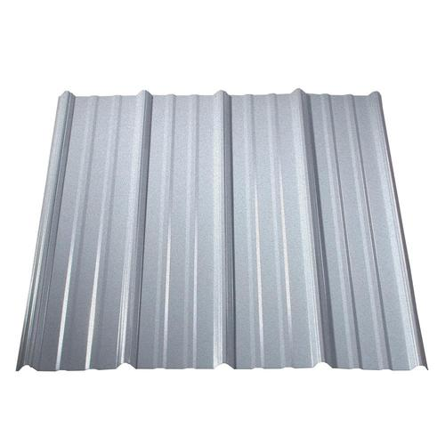 Metal Sales Classic Rib 3-ft x 12-ft Ribbed Steel Roof Panel