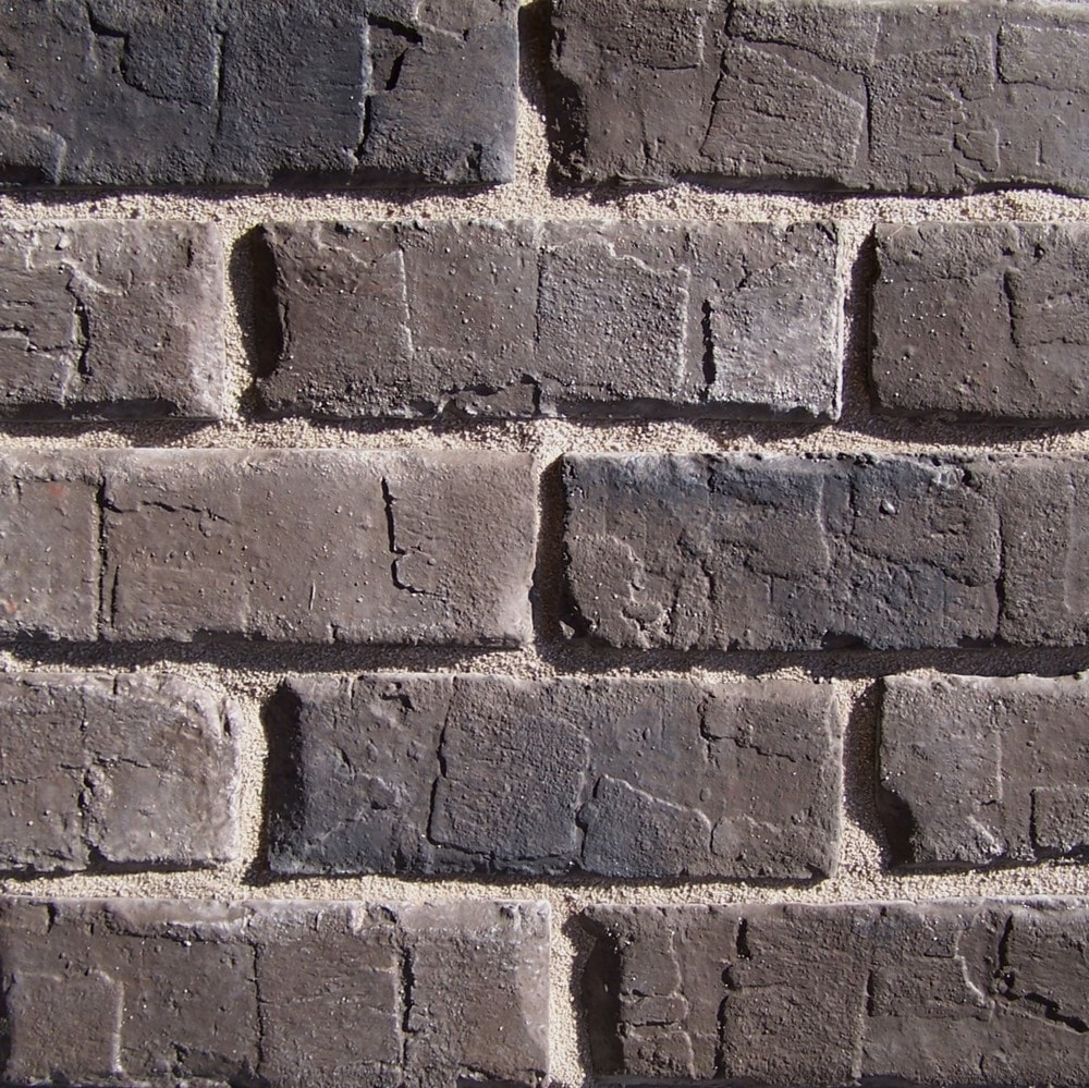 Black Bear Manufactured Stone - Brick Stone Smoky Mountain Gray/Smoky Mountain Gray / 14 Lineal Ft Corner