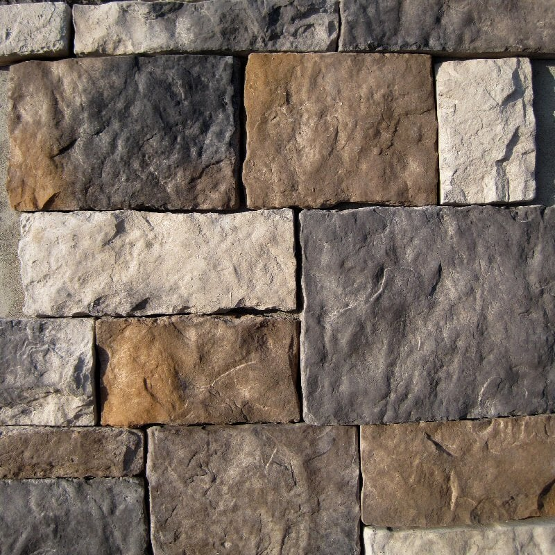 Black Bear Manufactured Stone - Hackett Stone Rustic/Hackett / 6 Lineal Ft Corner