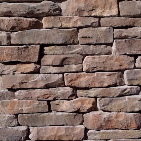 Black Bear Manufactured Stone - Ledge Stone Chardonnay/Chardonnay / 10 Sq ft Flat
