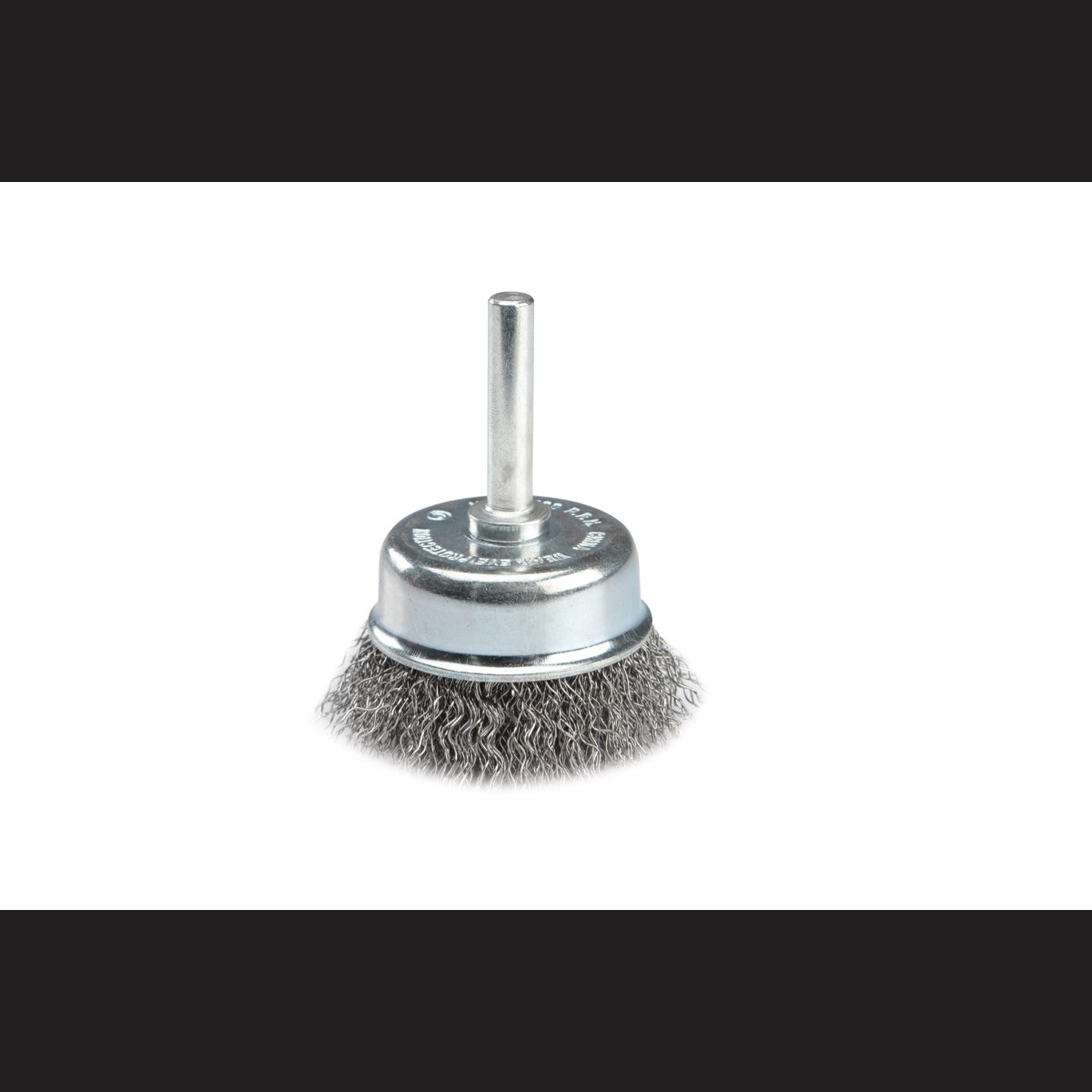 2 in. Wire Cup Brush with 1/4 in. Shank