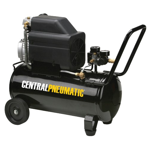 8 gal. 2 HP 125 PSI Oil Lube Air Compressor