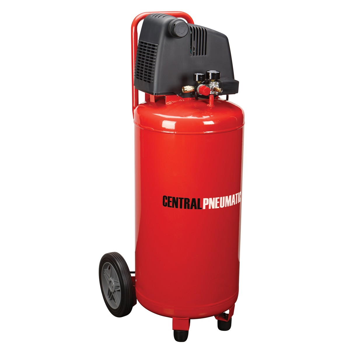 26 gal. 1.8 HP 150 PSI Oilless Air Compressor