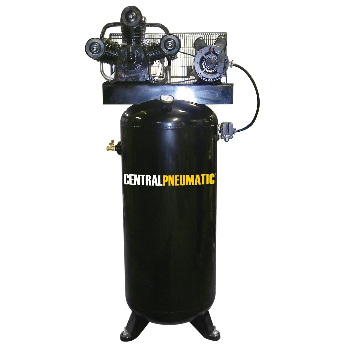 60 gal. 5 HP 165 PSI Two Stage Air Compressor